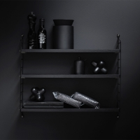 Etagère String Pocket - Noir
