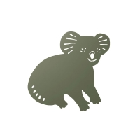 Lampe applique Koala - Kaki