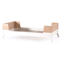 Lit enfant New Horizon 90 x 200 - Blanc