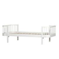 Lit enfant Wood - Blanc