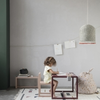 Banc Little Architect - Rose