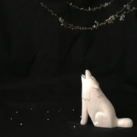 Figurine Loup Polepole Animal