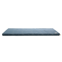 Matelas de sol St Barth bubble Elements - Bleu marine