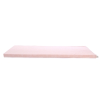Matelas de sol St Barth bubble Elements - Vieux rose
