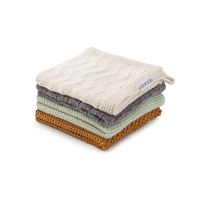 Pack 4 layettes de toilette Boy Mix Verner