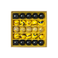 Petit Coffret de 25 Billes - Bee Happy