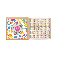 Petit Coffret de 25 Billes - Candy Pop