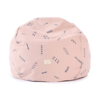 Pouf enfant Balloon secrets Elements - Vieux rose