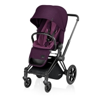 Poussette PRIAM Luxe Mystic Pink - Violet