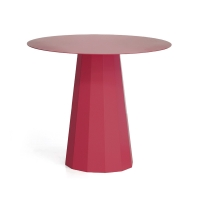 Table Ankara Lounge M - Rose fuchsia