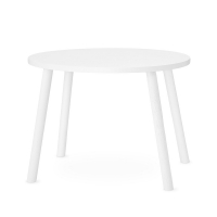 Table enfant Mouse 2-5 ans - Blanc