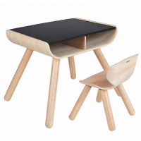 Chaise et table - ensemble bureau enfant