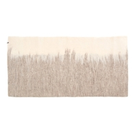 Tapis Brush 70 x 140 cm - Naturel/Pierre clair