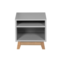 Table de nuit Trendy - Griffin grey