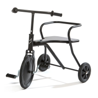 Tricycle enfant - Noir
