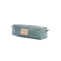 Trousse Too Cool Gold Confetti - Vert celadon