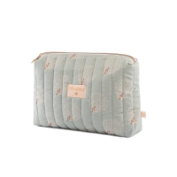 Trousse Vanity Travel Gatsby - Antique Green