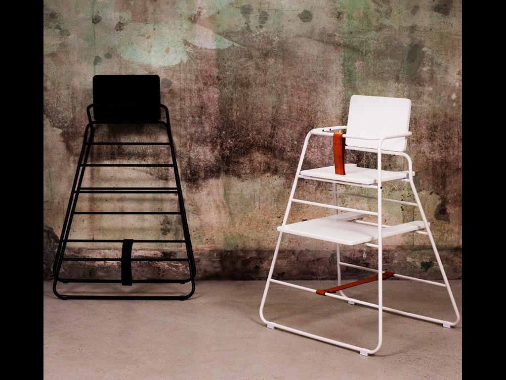 chaise haute enfant design chaise haute b b mobilier. Black Bedroom Furniture Sets. Home Design Ideas