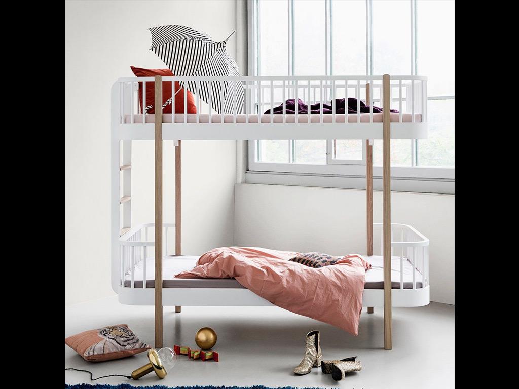 Lit Superposé Sous Pente lit superposé design - guide déco : une chambre d'enfant