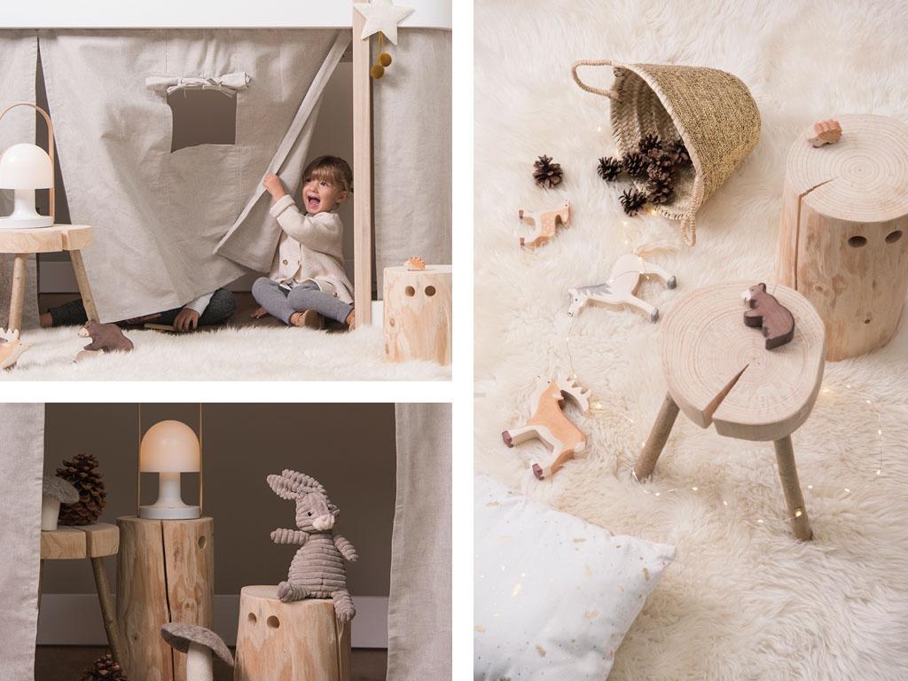 Galerie Chambre Enfant Scandinave
