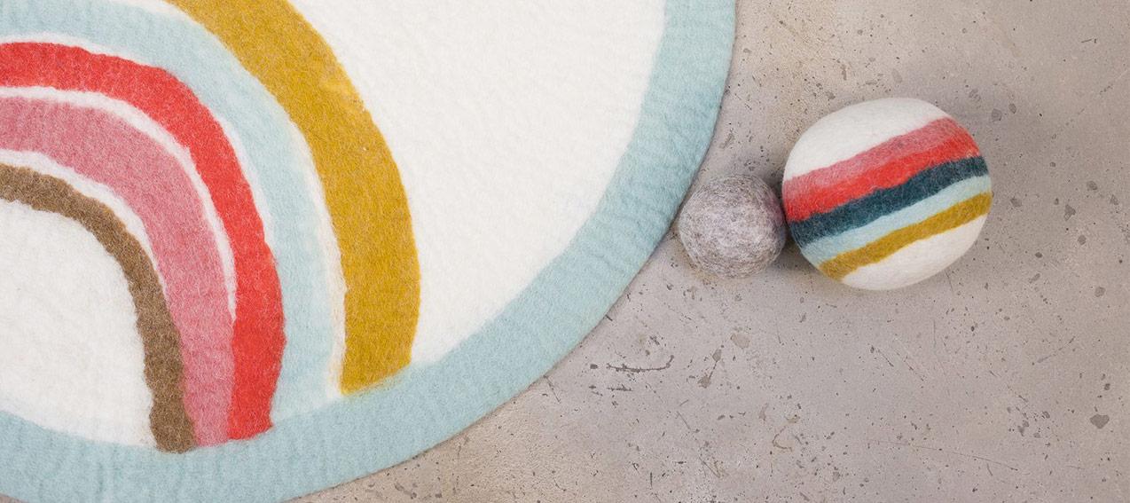Tapis enfant design Bien choisir - Guide déco de la chambre enfant