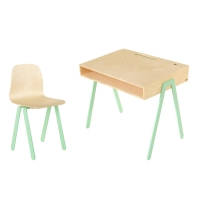 Bureau et chaise junior 7-10 ans - Mint