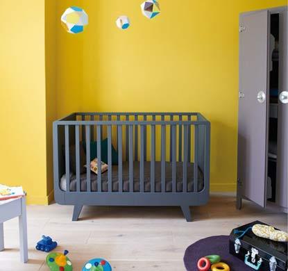 Mobilier design pour chambre d 39 enfant et b b - Laurette meubles ...